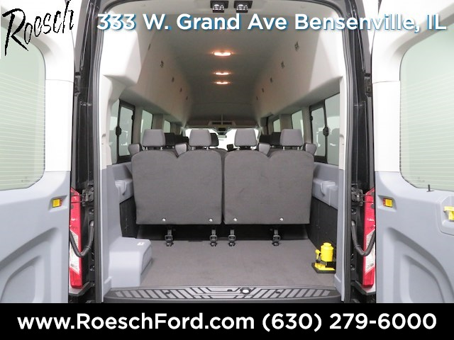 2019 Transit 350 HD High Roof DRW 4x2,  Passenger Wagon #18-9080 - photo 14