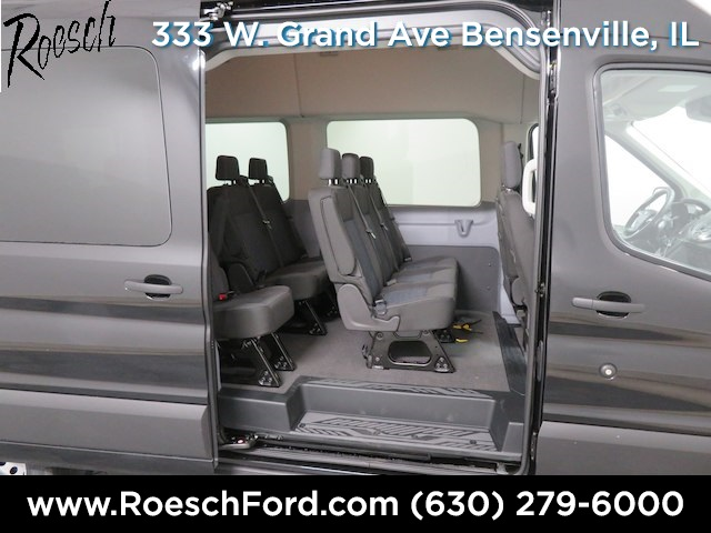 2019 Transit 350 HD High Roof DRW 4x2,  Passenger Wagon #18-9080 - photo 16