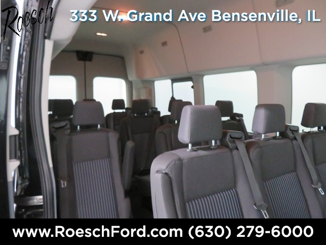 2019 Transit 350 HD High Roof DRW 4x2,  Passenger Wagon #18-9080 - photo 17