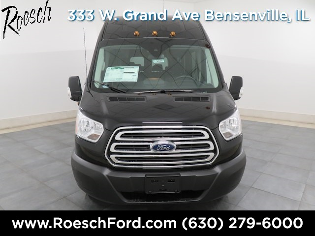 2019 Transit 350 HD High Roof DRW 4x2,  Passenger Wagon #18-9080 - photo 4