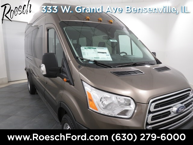 2019 Transit 350 HD High Roof DRW 4x2,  Passenger Wagon #18-9081 - photo 3