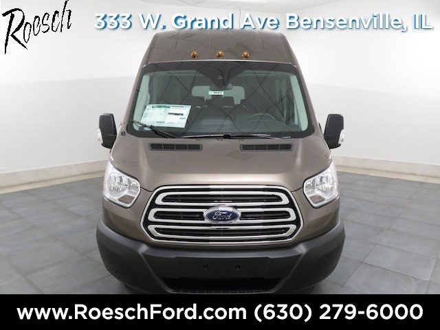 2019 Transit 350 HD High Roof DRW 4x2,  Passenger Wagon #18-9081 - photo 4