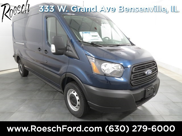 2019 Transit 250 Med Roof 4x2,  Empty Cargo Van #18-9158 - photo 3