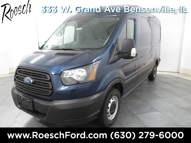 2019 Transit 250 Med Roof 4x2,  Empty Cargo Van #18-9158 - photo 1