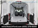 2019 Transit 150 Med Roof 4x2,  Empty Cargo Van #18-9267 - photo 1