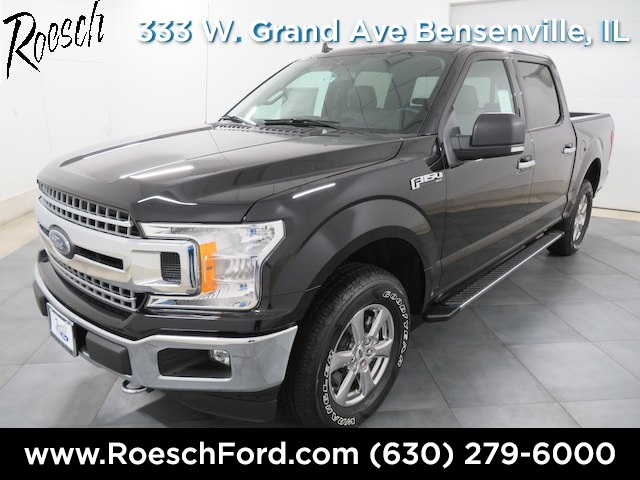2019 F-150 SuperCrew Cab 4x4,  Pickup #18-9270 - photo 1