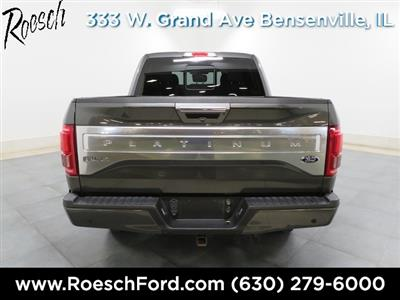 2015 F-150 SuperCrew Cab 4x4,  Pickup #181925A - photo 14