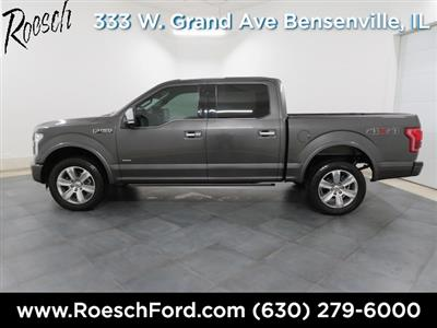2015 F-150 SuperCrew Cab 4x4,  Pickup #181925A - photo 7