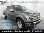 2015 F-150 SuperCrew Cab 4x4,  Pickup #181925A - photo 1