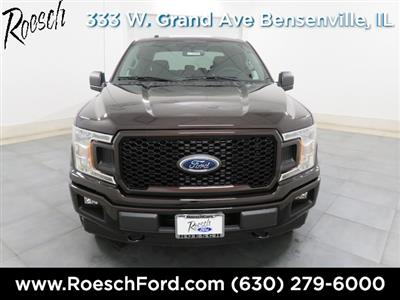 2019 F-150 SuperCrew Cab 4x4,  Pickup #19-1034 - photo 4