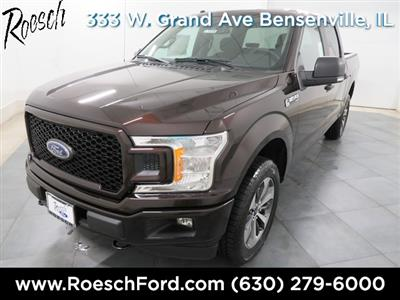 2019 F-150 SuperCrew Cab 4x4,  Pickup #19-1034 - photo 1