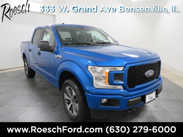 2019 F-150 SuperCrew Cab 4x4,  Pickup #19-1037 - photo 3