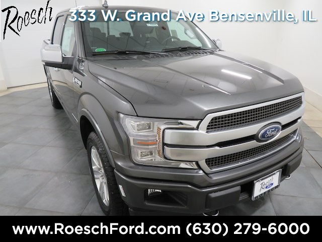 2019 F-150 SuperCrew Cab 4x4,  Pickup #19-1041 - photo 3