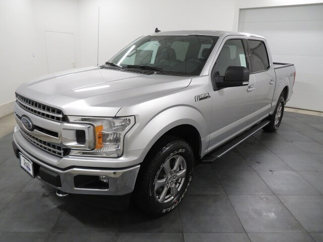 2019 F-150 SuperCrew Cab 4x4,  Pickup #19-1047 - photo 1