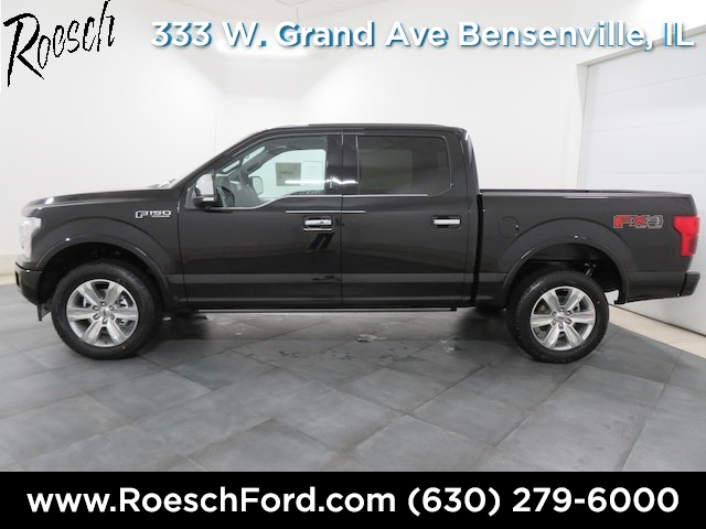 2019 F-150 SuperCrew Cab 4x4,  Pickup #19-1079 - photo 8