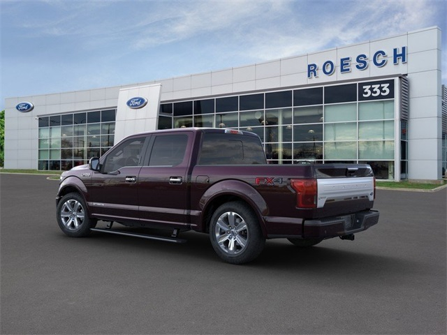 2019 F-150 SuperCrew Cab 4x4,  Pickup #19-1080 - photo 1