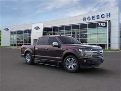 2019 F-150 SuperCrew Cab 4x4,  Pickup #19-1080 - photo 8