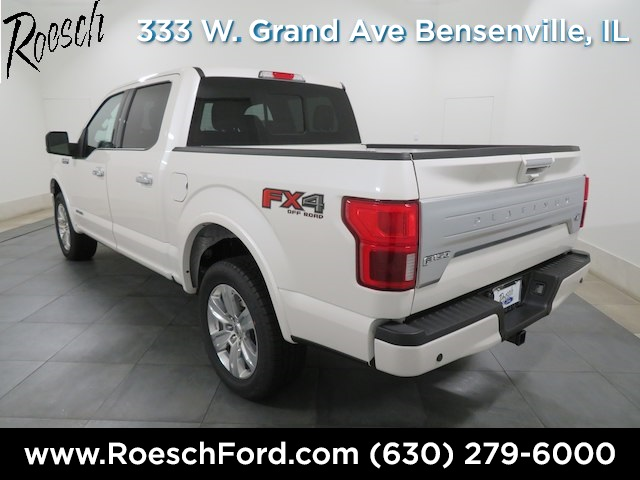 2019 F-150 SuperCrew Cab 4x4,  Pickup #19-1184 - photo 1