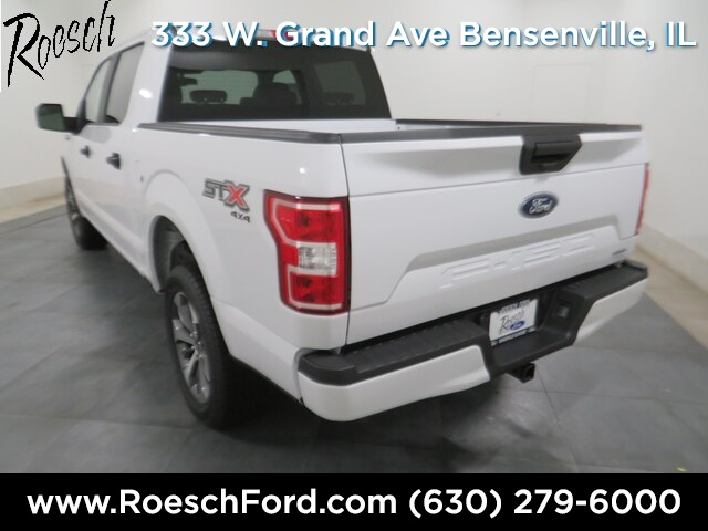 2019 F-150 SuperCrew Cab 4x4,  Pickup #19-1375 - photo 1