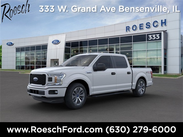 2020 Ford F-150 SuperCrew Cab 4x4, Pickup #19-1742 - photo 1