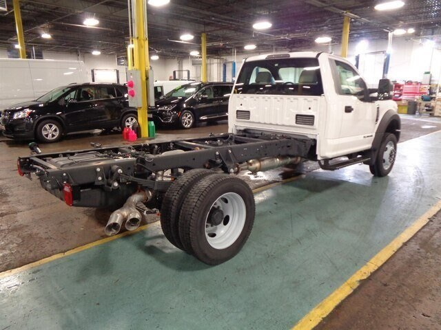 2019 Ford F-550 Regular Cab DRW 4x2, Cab Chassis #19-5102 - photo 1