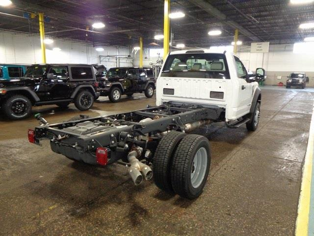 2019 Ford F-550 Regular Cab DRW 4x2, Cab Chassis #19-5103 - photo 1