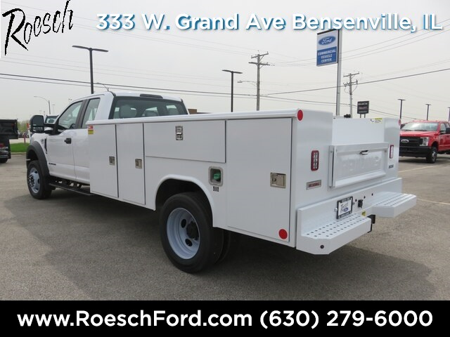 2019 F-450 Super Cab DRW 4x2,  Reading Service Body #19-5115 - photo 1