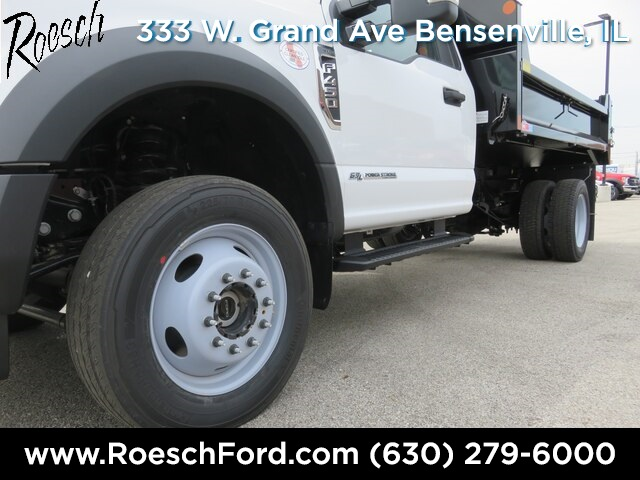 2019 F-450 Regular Cab DRW 4x4,  Monroe MTE-Zee Dump Body #19-5116 - photo 27