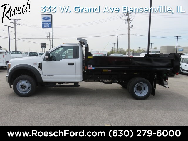 2019 F-450 Regular Cab DRW 4x4,  Monroe MTE-Zee Dump Body #19-5116 - photo 6