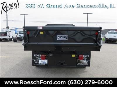 2019 F-450 Regular Cab DRW 4x4,  Monroe MTE-Zee Dump Body #19-5116 - photo 12