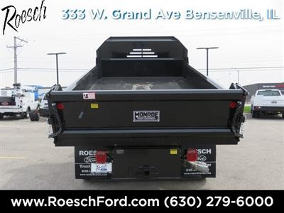 2019 F-450 Regular Cab DRW 4x4,  Monroe MTE-Zee Dump Body #19-5116 - photo 14