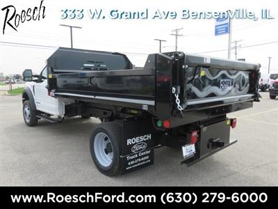 2019 F-450 Regular Cab DRW 4x4,  Monroe MTE-Zee Dump Body #19-5116 - photo 2