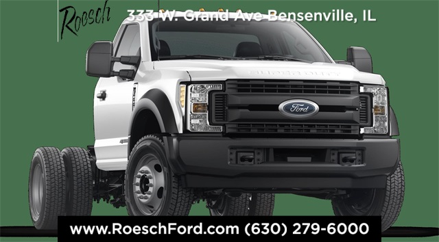 2019 Ford F-550 Regular Cab DRW 4x2, Cab Chassis #19-5346 - photo 1