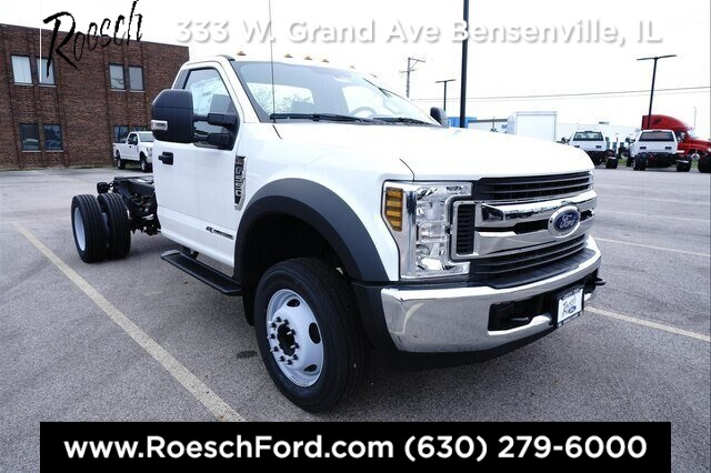 2019 Ford F-550 Regular Cab DRW 4x2, Cab Chassis #19-5348 - photo 1