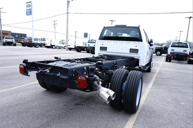2019 Ford F-550 Super Cab DRW 4x4, Cab Chassis #19-5360 - photo 1