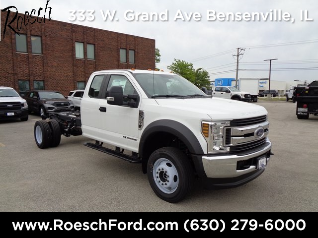 2019 Ford F-550 Super Cab DRW 4x4, Cab Chassis #19-5361 - photo 1