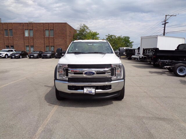 2019 Ford F-550 Super Cab DRW 4x4, Cab Chassis #19-5362 - photo 3