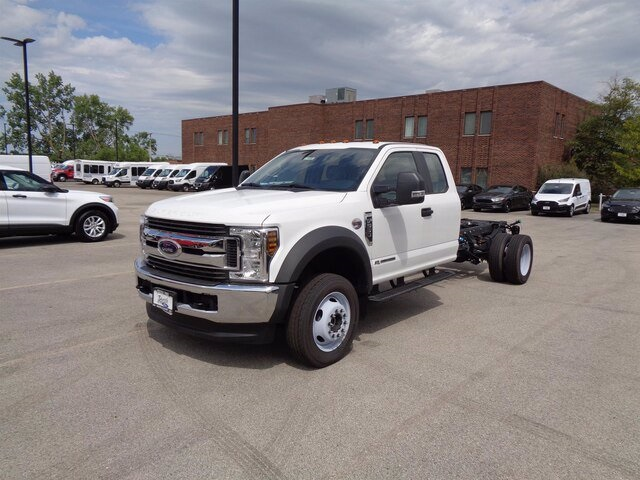 2019 Ford F-550 Super Cab DRW 4x4, Cab Chassis #19-5362 - photo 4