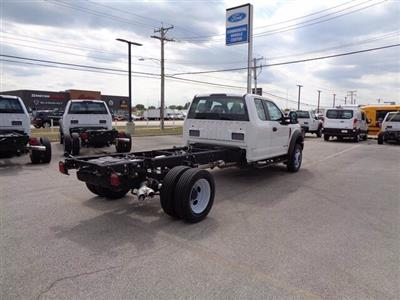 2019 Ford F-550 Super Cab DRW 4x4, Cab Chassis #19-5362 - photo 7