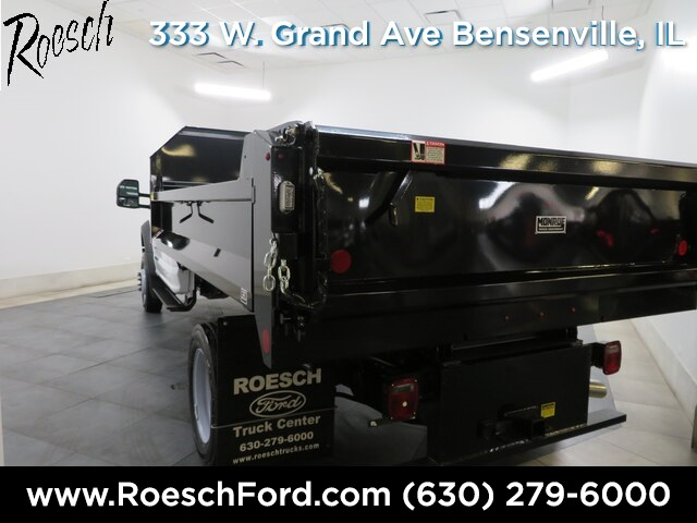 2019 F-550 Regular Cab DRW 4x2,  Monroe Dump Body #19-5370 - photo 1