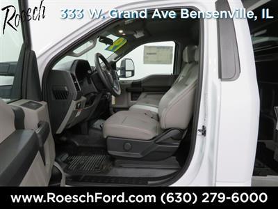 2019 F-550 Regular Cab DRW 4x2,  Monroe MTE-Zee Dump Body #19-5370 - photo 9