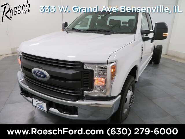 2019 F-350 Super Cab DRW 4x2,  Cab Chassis #19-5480 - photo 1