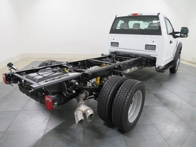 2019 Ford F-450 Regular Cab DRW 4x2, Cab Chassis #19-5693 - photo 1