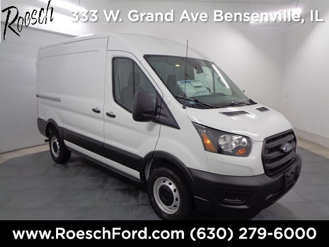 2020 Ford Transit 250 Med Roof RWD, Empty Cargo Van #19-5714 - photo 1