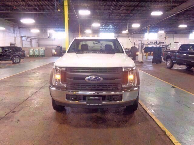 2019 Ford F-550 Regular Cab DRW 4x2, Cab Chassis #19-5719 - photo 6