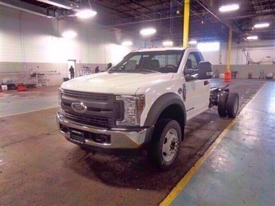 2019 Ford F-550 Regular Cab DRW 4x2, Cab Chassis #19-5719 - photo 4