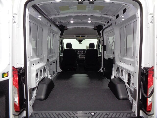 2020 Ford Transit 250 Med Roof RWD, Empty Cargo Van #19-5817 - photo 1