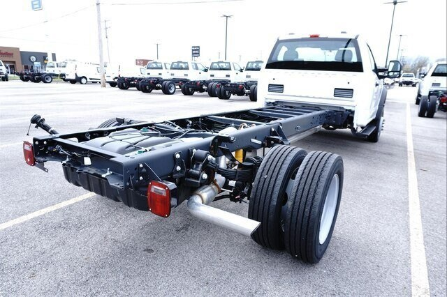 2020 Ford F-450 Regular Cab DRW 4x2, Cab Chassis #19-5865 - photo 1