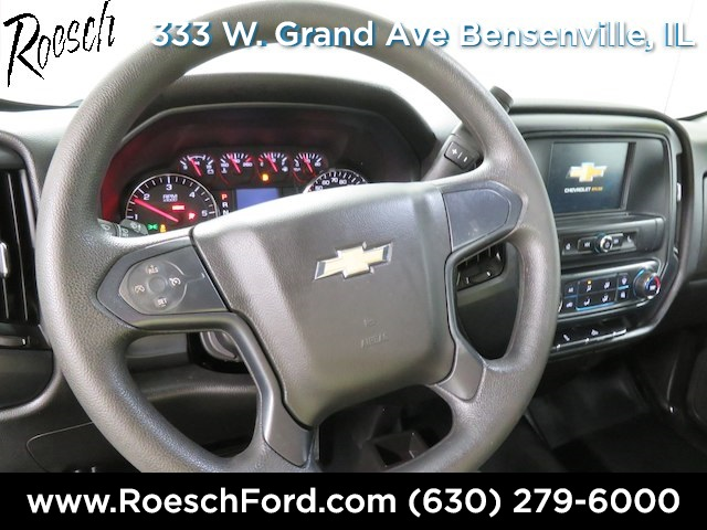 2016 Silverado 1500 Regular Cab 4x4,  Pickup #191092A - photo 12