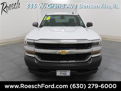 2016 Silverado 1500 Regular Cab 4x4,  Pickup #191092A - photo 4